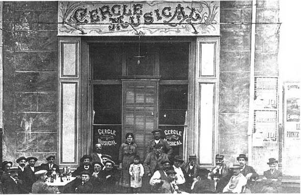 cercle musical 1915